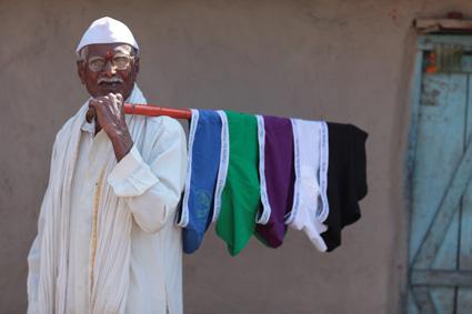 Zameen Farmer Pants to Poverty Man