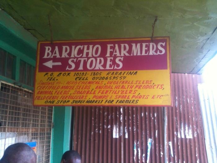 Baricho Farmers Store